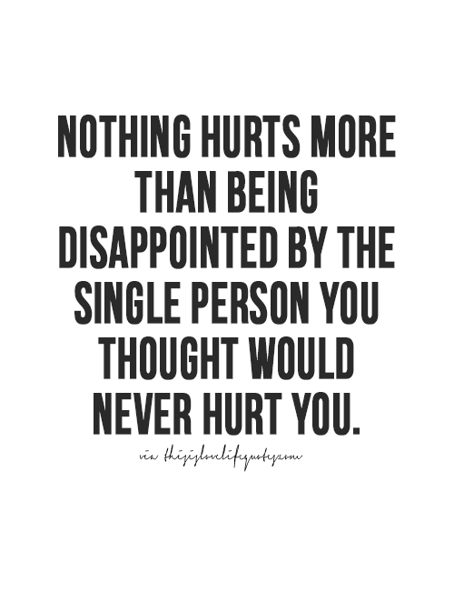 Relationship hurts quotes